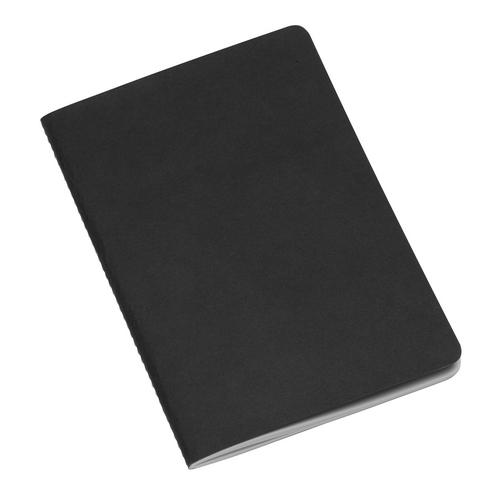 LIBRETA COSIDA TAPA CRAFT DE COLOR 90 x 140 mm CANTOS REDONDOS 9X14