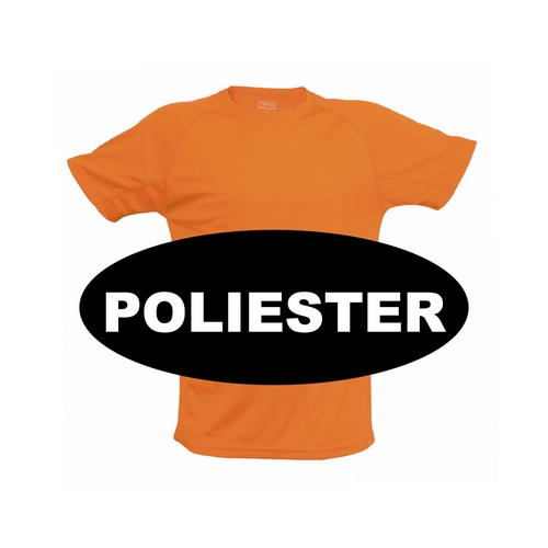 CAMISETA POLIESTER ADULTO TECNIC PLUS