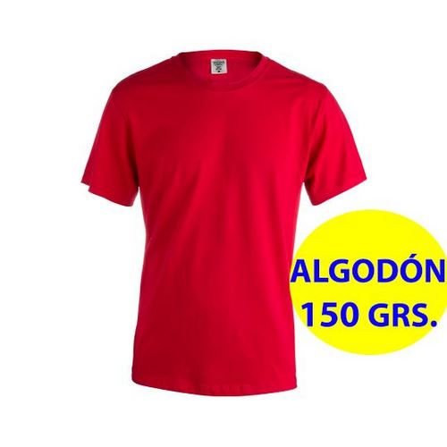 CAMISETA ALGODÓN 150 GRS. ADULTO COLOR KEYA MC150