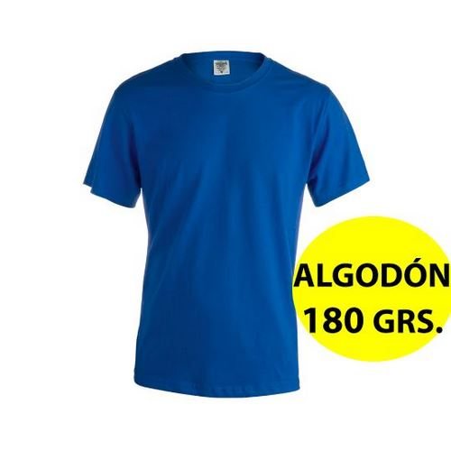 CAMISETA ALGODÓN 180 GRS. ADULTO COLOR KEYA MC180-OE