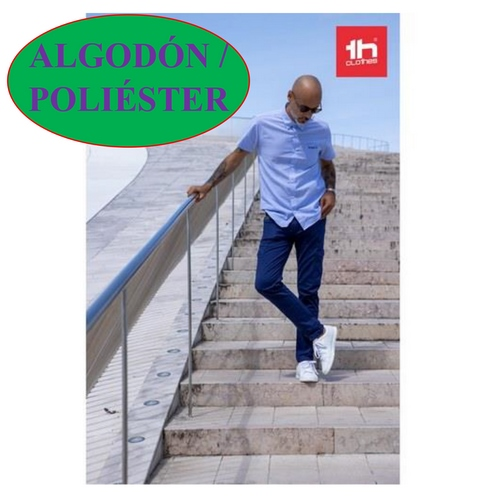LONDON.CAMISA OXFORD PARA HOMBRE.