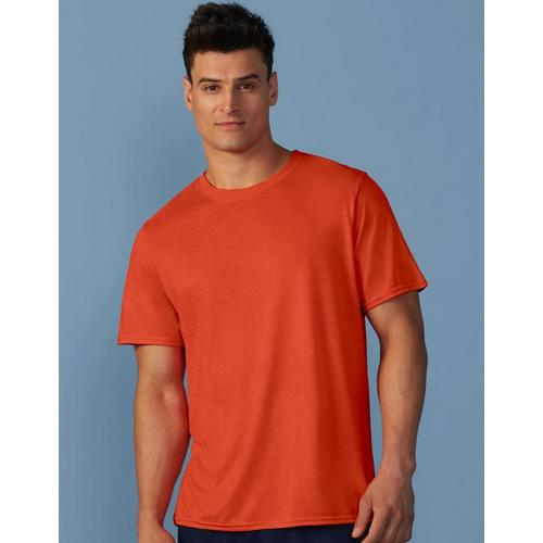 CAMISETA PERFORMANCE CORE HOMBRE GILDAN (BLANCO) (S-2XL)