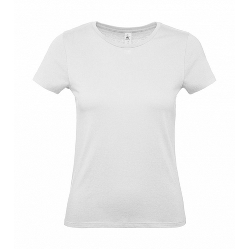 CAMISETA 145 Grs. SEÑORA T-SHIRT B & C COLOR (XS-2XL)