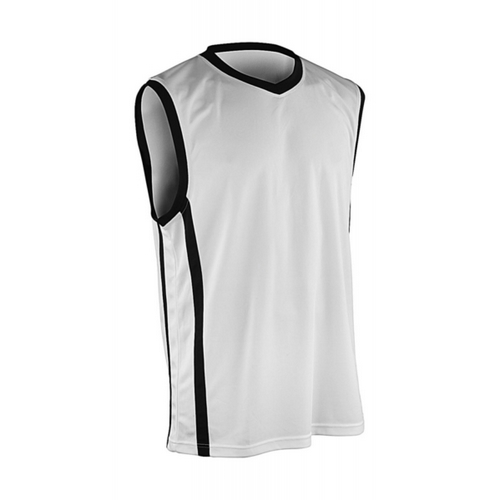CAMISETA BASKETBALL HOMBRE QUICK DRY TOP RESULT COLOR (S-2XL)