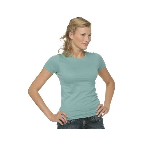 CAMISETA 145 GR MUJER B&C (COLOR) (XS-2XL)