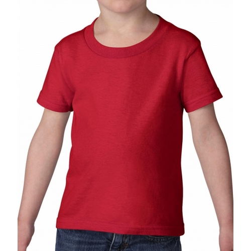 CAMISETA HEAVY COTTON NIÑO GILDAN (COLOR) (86/92-116/128)