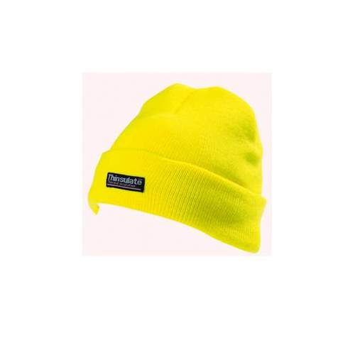 GORRO FLUORESCENTE THINSULATE HI-VIS YOKO YOKO (COLOR) (TALLA UNICA)
