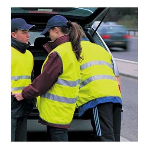CHALECO DE SEGURIDAD RESULT(COLOR) (S/M-2XL)