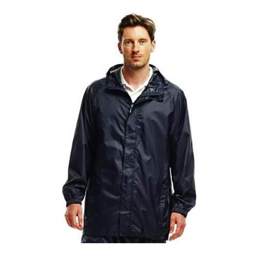 CHAQUETA PARA LLUVIA PACKAWAY II REGATTA COLOR (TALLAS: S-4XL)