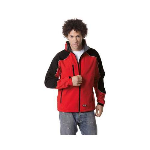 CHAQUETA SOFTSHELL CON CAPUCHA ICE FELL RESULT (COLOR) (XS-3XL)