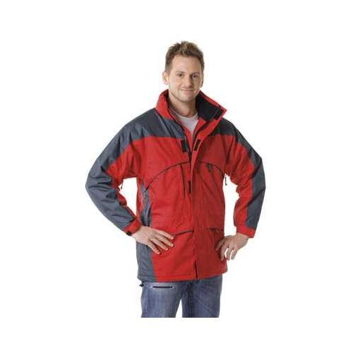 CHAQUETA HI-ACTIVITY SENECA RESULT COLOR (TALLAS: S-3XL)