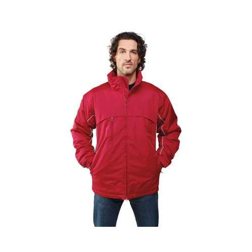 CHAQUETA CREW IMPERMEABLE RESULT COLOR (TALLAS: S-3XL)