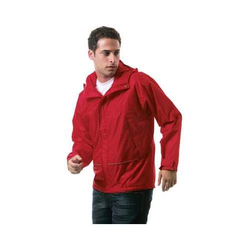 CHAQUETA PRO-COACH 2000IMPERMEABLE RESULT COLOR (TALLAS: S-2XL)