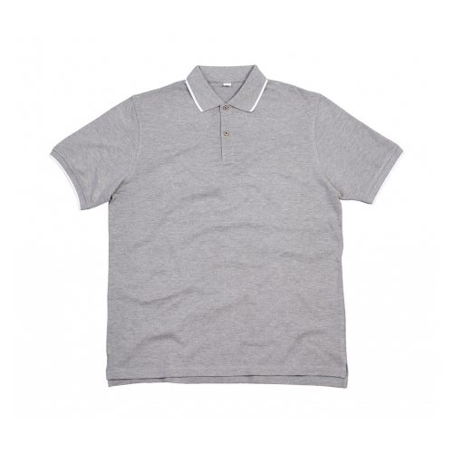 POLO ALGODÓN 200 GRS. TIPPED (COLOR) (S-2XL)