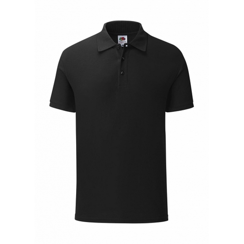 POLO POLIESTER/ ALGODÓN TAILORED FIT (BLANCO) (3XL)