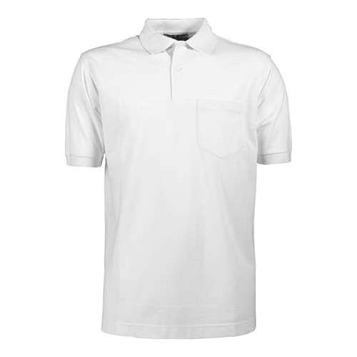 POLO POCKET HOMBRE TEE JAYS (COLOR) (S-2XL)