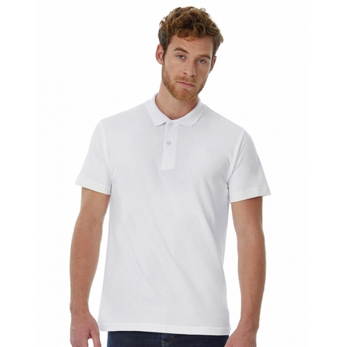 POLO PIQUÉ B&C (COLOR) (S-2XL)