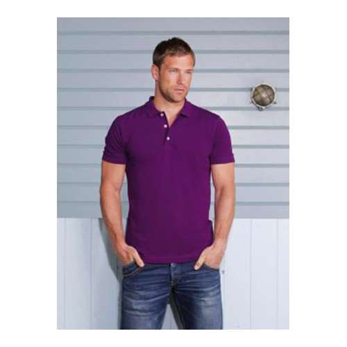 POLO STRETCH HOMBRE RUSSELL (COLOR) (S-3XL)