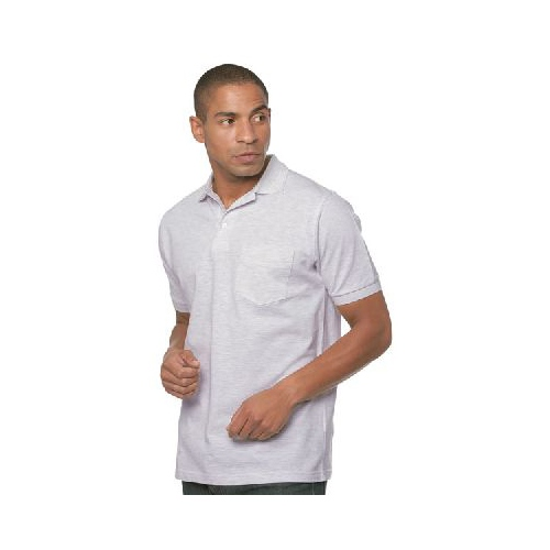 POLO PIQUÉ SAFRAN CON BOLSILLO B&C (COLOR) (M-2XL)