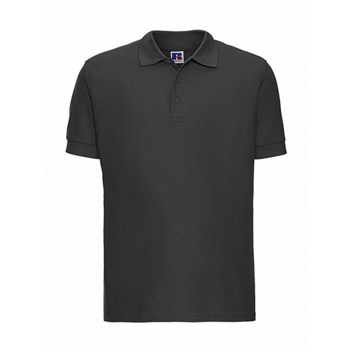 POLO PIQUÉ BETTER HOMBRE RUSSELL (COLOR) (XS-2XL)