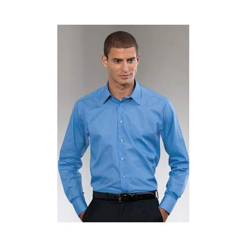 CAMISA POPELINA MANGA LARGA HOMBRE RUSSELL (COLOR) (S-4XL)