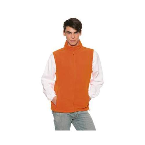 CHALECO POLAR HOMBRE RUSSELL COLOR (TALLAS: XS-2XL)