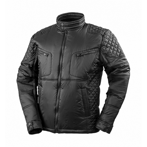 CHAQUETA BIKER-STYLE JACKET RESULT (COLOR) (XS-2XL)