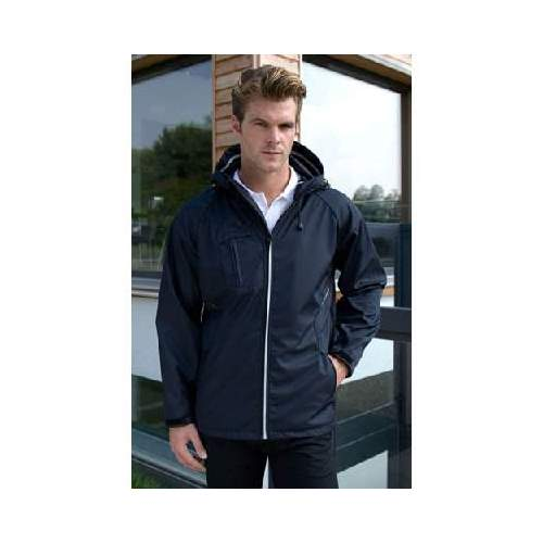 CHAQUETA HARD SHELL RESULT (COLOR) (XS-3XL)